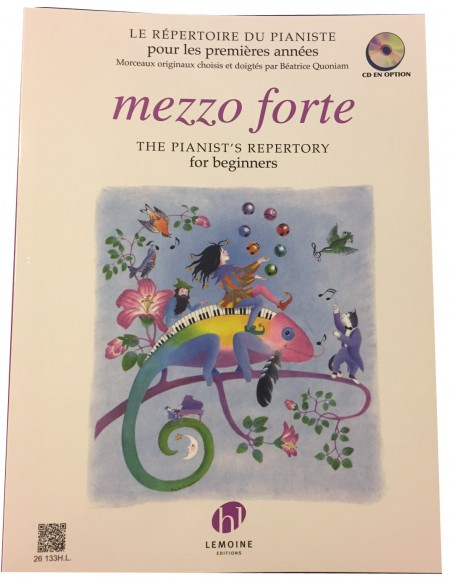Mezzo Forte - The Pianist's Repertory for Beginners - Béatrice Quoniam