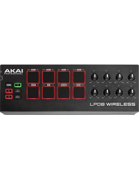 AKAI LPD8 Wireless