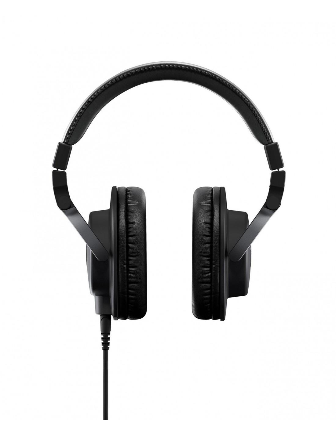 Yamaha hph mt5 noir casque de monitoring ferm for Yamaha hph mt5