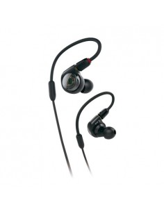 "AUDIO TECHNICA ATH-E40 ECOUTEURS DE MONITORING ""IN-EAR"""