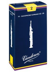 Vandoren SR202 Force 2 Saxo Soprano