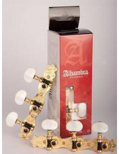 Alhambra 2 - Mécaniques guitare classique