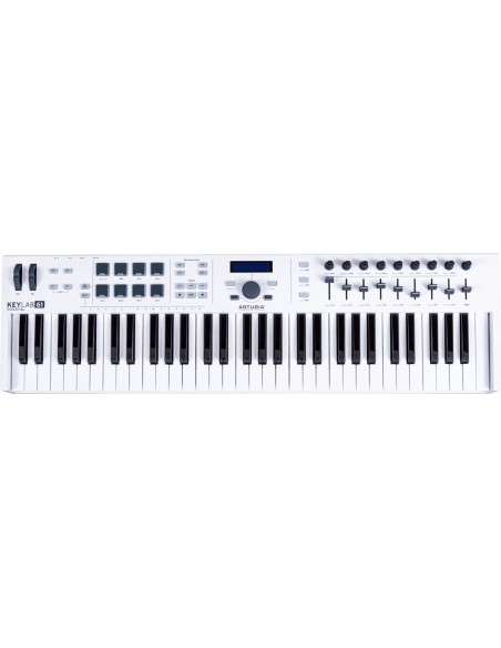 ARTURIA KEYLAB ESSENTIAL 61 TOUCHES