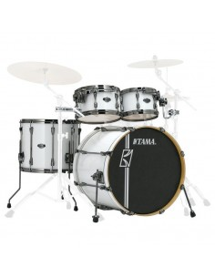 TAMA MK42HLZBNS-SGW - SUPERSTAR HD MAPLE 4PC SUGAR WHITE