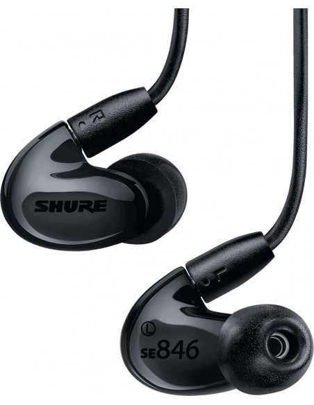 SHURE SE846 BK Noir