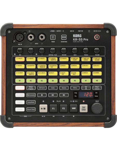 Korg KR-55 PRO - Boite a rythme