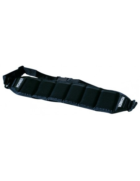 K&M 16415 - Porte harmonica noir