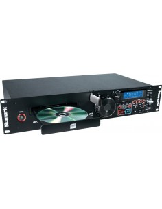 NUMARK MP103USB - PLATINE CD MP3 RACKABLE