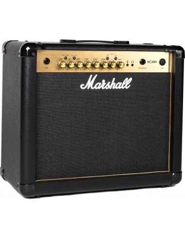 MARSHALL MG30GFX - FINITION GOLD