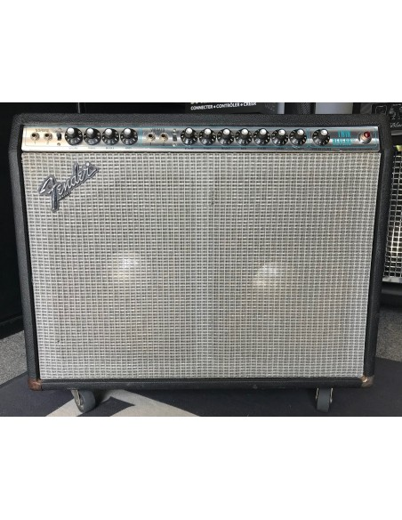 Fender Twin Reverb 1967 Silver face - Occasion