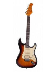 JM Forest ST73 RA Sunburst Stratocaster