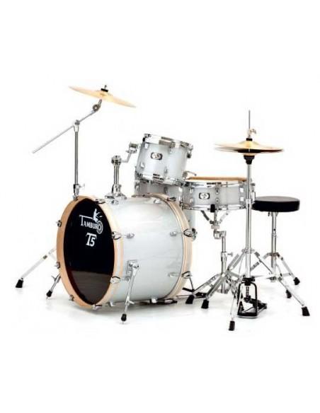 TAMBURO T5J18SLSK SILVER Jazz