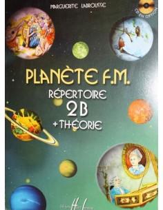 LABROUSSE Marguerite - Planète F.M. Vol.2B - répertoire et théorie