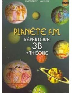 LABROUSSE Marguerite - Planète F.M. Vol.3B - répertoire et théorie