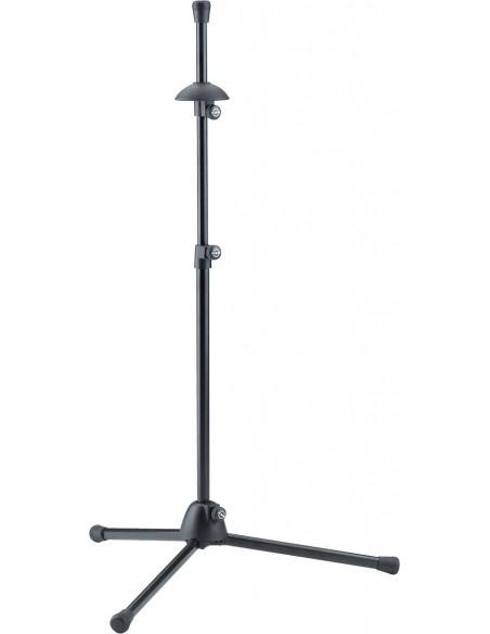 K&M 14985 - Stand trombone style pied de micro