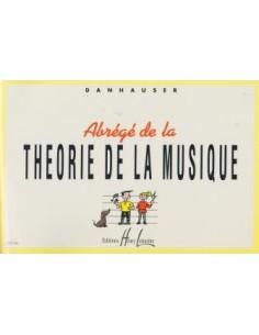 Abrégé de la Théorie de la Musique - DANHAUSER