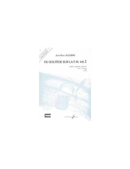 Du Solfège sur la FM 440.1 - Chant Audition Analyse - Elève