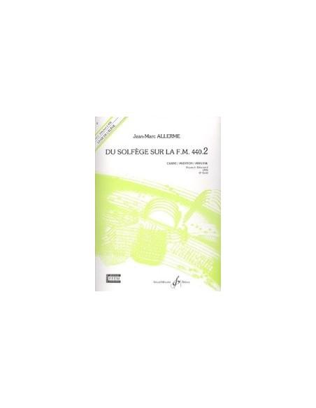 Du Solfège sur la FM 440.2 - Chant Audition Analyse - Elève
