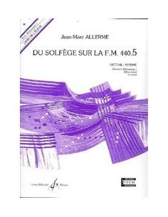 Du Solfège sur la FM 440.5 - Lecture Rythme - Elève