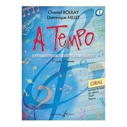 A Tempo Volume 1 - Oral