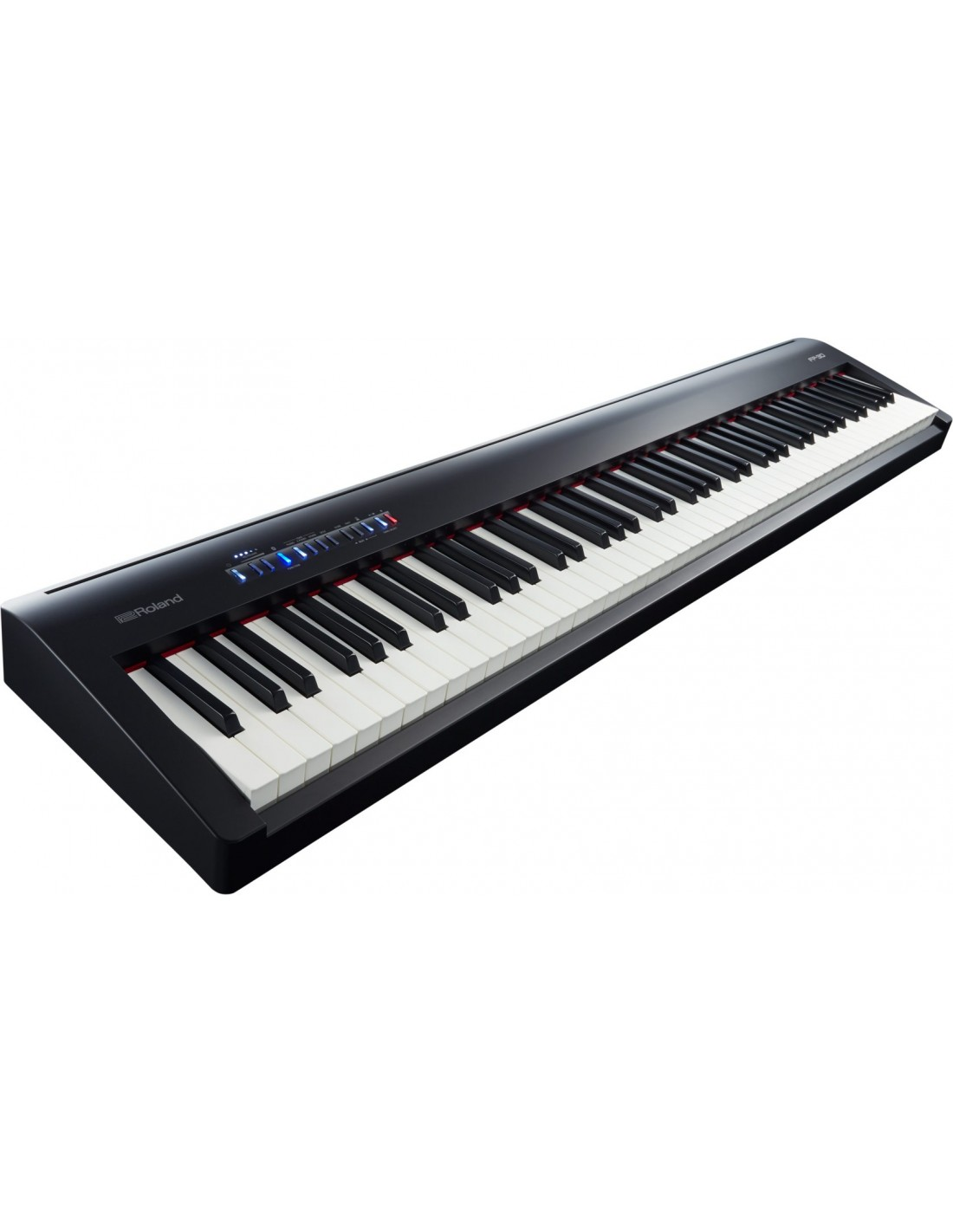 roland fp 30 bk piano num rique 88 notes toucher lourd. Black Bedroom Furniture Sets. Home Design Ideas