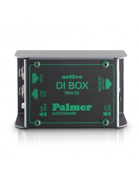 Palmer PAN 02 Boîte de Direct active