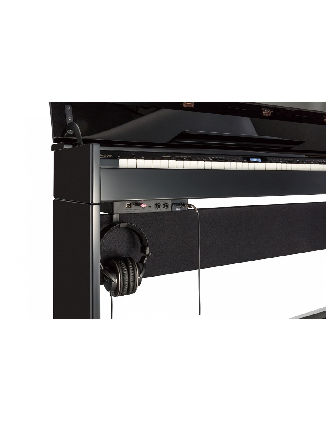 roland dp603 cb piano num rique 88 notes toucher lourd. Black Bedroom Furniture Sets. Home Design Ideas