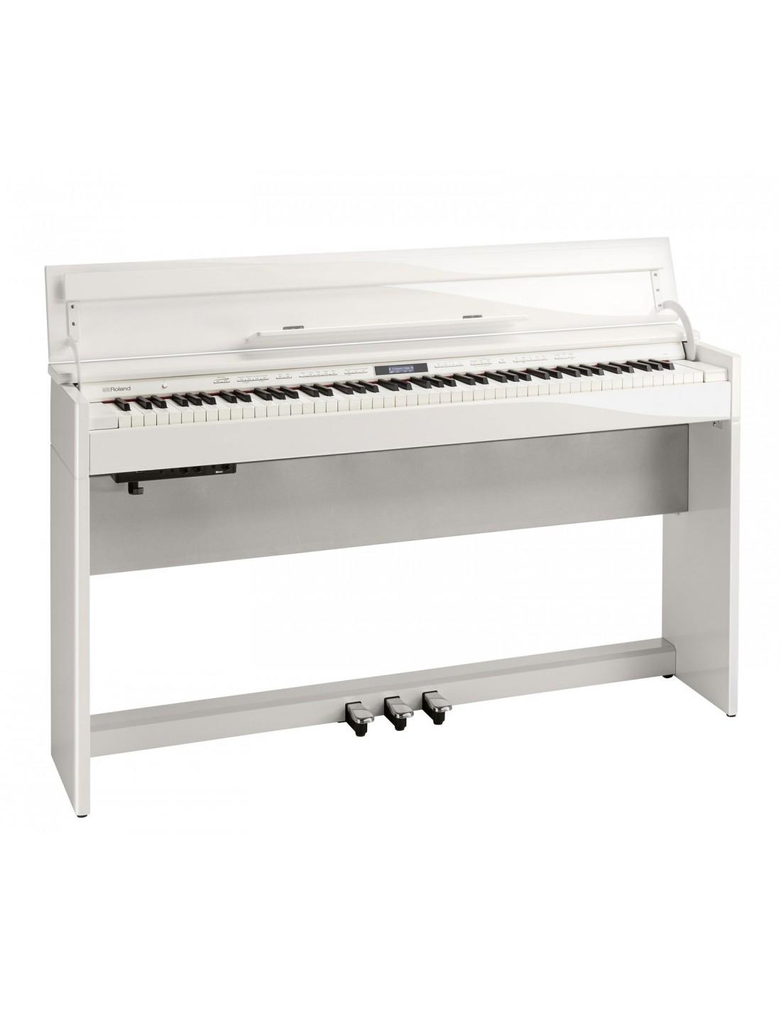 roland dp603 pw piano num rique 88 notes toucher lourd. Black Bedroom Furniture Sets. Home Design Ideas