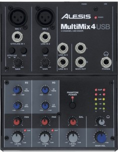ALESIS Multimix 4 USB