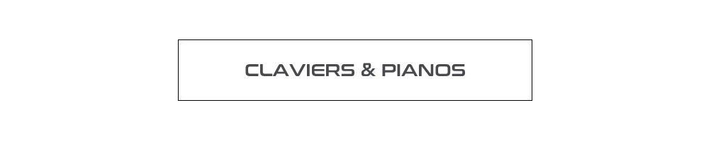 CLAVIERS & PIANOS