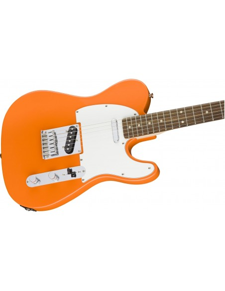 SQUIER BY FENDER AFFINITY TELECASTER Competition Orange