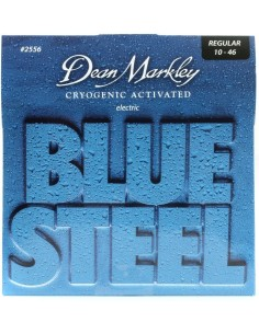 DEAN MARKLEY 2556 BLUE STEEL REGULAR 10-46