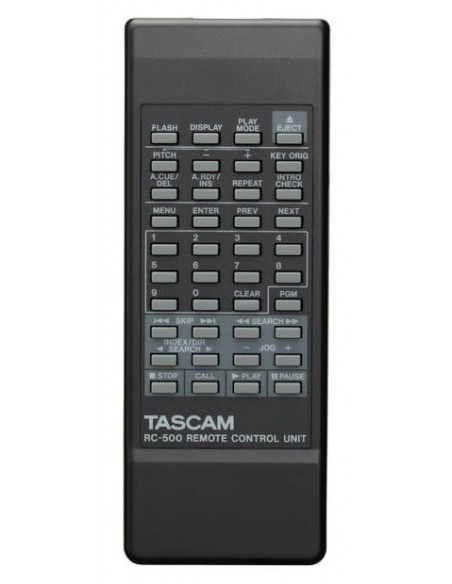 TASCAM CD-500 - PLATINE CD MP3 RACKABLE