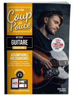 Coup de pouce guitare vol.1 - Méthode de guitare