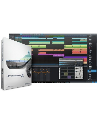 PRESONUS Studio One 4 Artist Serial par Mail