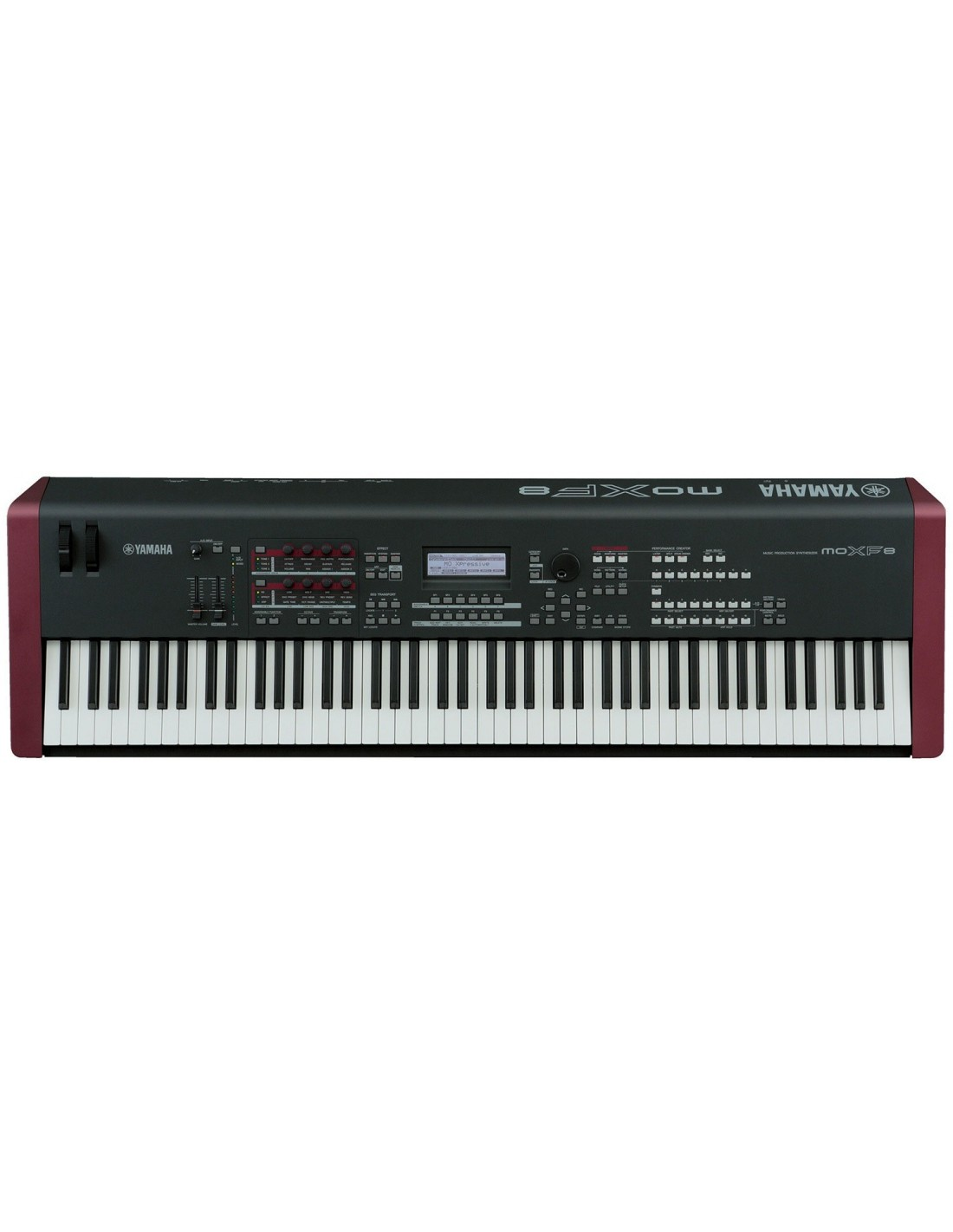 yamaha moxf 8 synth tiseur 88 notes toucher lourd avec. Black Bedroom Furniture Sets. Home Design Ideas