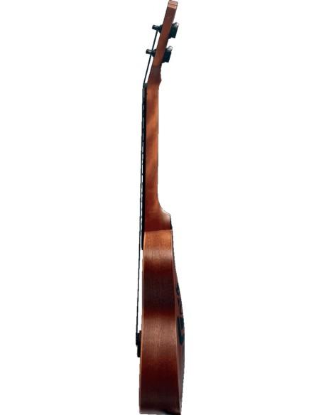LAG TKU150CE Ukulélé soprano électro-acoustique