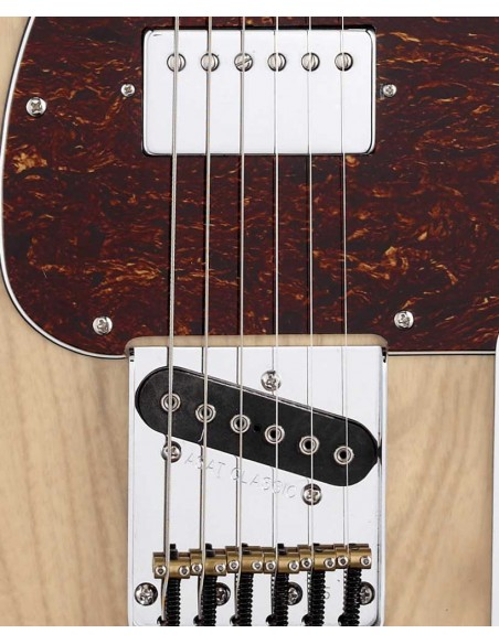 G&L ASAT Classic Bluesboy Semi-Hollow Tribute - Blonde