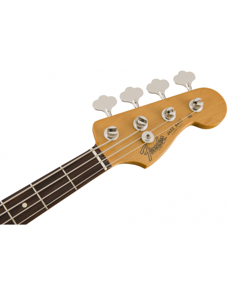 FENDER Jazz Bass Classic Series 60's Mexique - 3T Sunburst