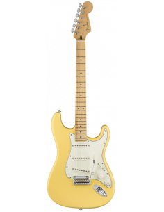 FENDER PLAYER STRATOCASTER BUTTERCREAM MN MEXIQUE