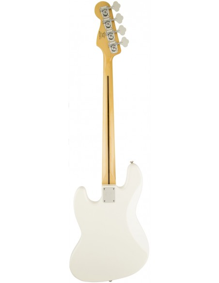 SQUIER Vintage Modified Jazz Bass 70s OWT Olympic White