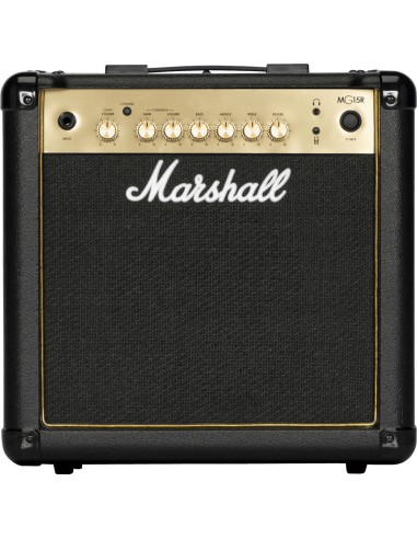 MARSHALL MG15GR GOLD 15W