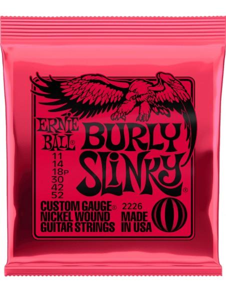 ERNIE BALL 2226 BURLY SLINKY 11-52