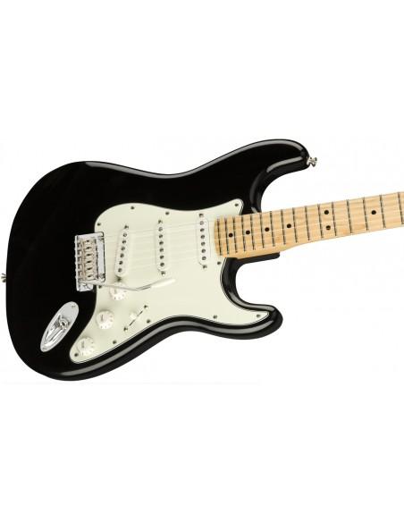 Fender Player Series Strat MN BLK Mexique