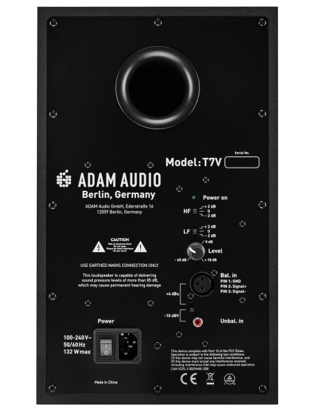 ADAM AUDIO T7V Monitor Studio