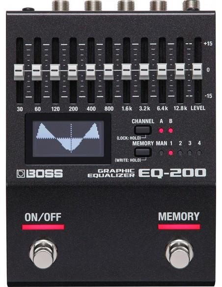BOSS EQ-200 Graphic Equalizer