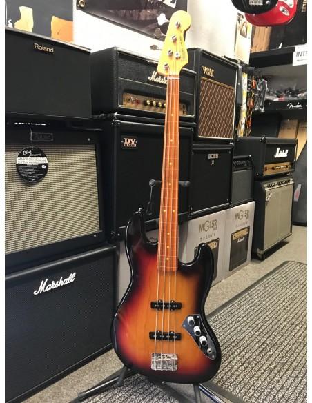 Fender Jaco Pastorius signature J-Bass Fretless 3TS