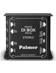 PALMER PAN 04 STEREO - Boîte de Direct 2 Canaux passive