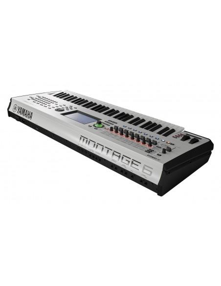 Yamaha Montage 6 WH