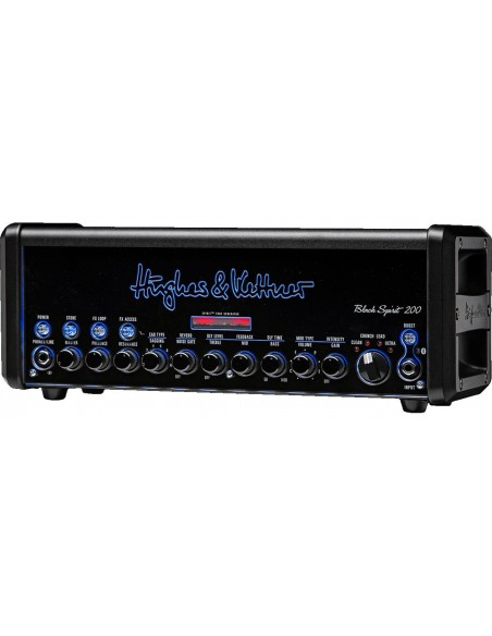 HUGHES & KETTNER SP200H-BLK SPIRIT HEAD